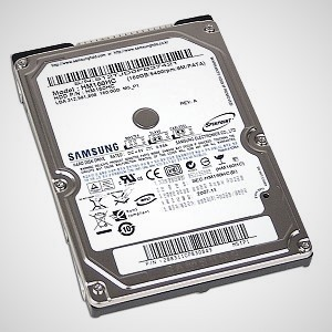 HP Designjet Z6100, Z6100PS hard drive
